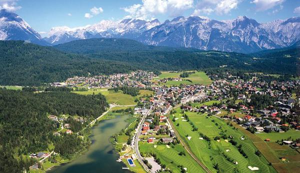 الاماكن السياحية في سيفيلد النمسا