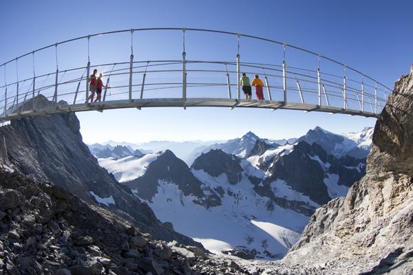 جبل تتلس في سويسرا