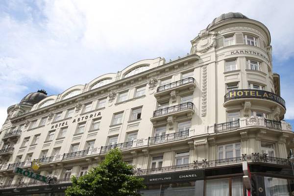 فندق اوستريا ترند فيينا