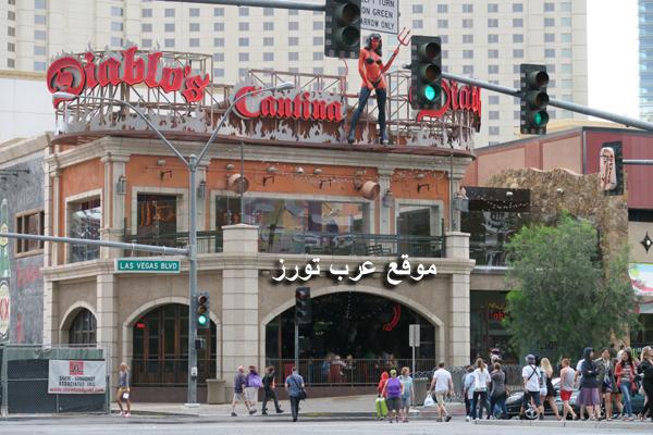 شارع الستريب ستريت في لاس فيغاس