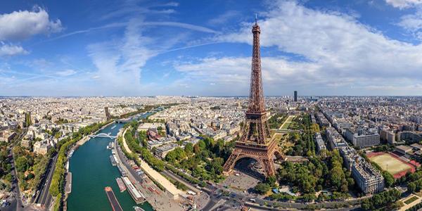 برج ايفل في باريس الاماكن السياحية في فرنسا