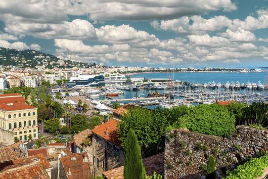 برنامج سياحي في كان فرنسا