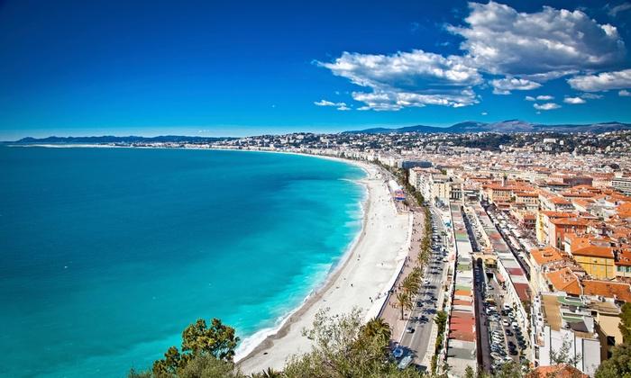 الاماكن السياحية في مدينة كان الفرنسية
