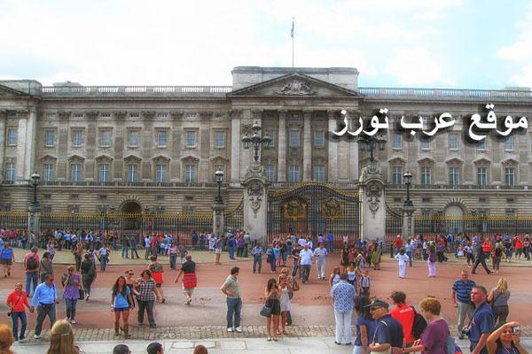 الاماكن السياحية في لندن